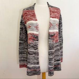 WET SEAL open longer length cardigan sweater M